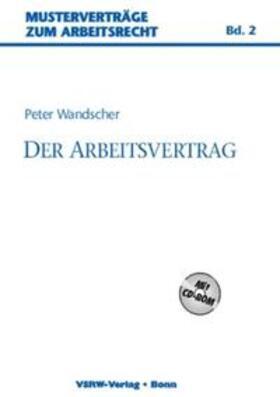 Wandscher | Der Arbeitsvertrag | Sonstiges | sack.de