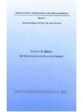 Staudt | Mit Innovation vom Plan zum Markt | Buch | sack.de