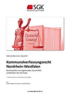 Kommunalverfassungsrecht Nordrhein-Westfalen | Buch | sack.de
