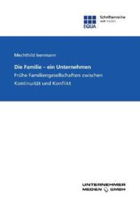 Isenmann   Die Familie - ein Unternehmen   Buch   sack.de