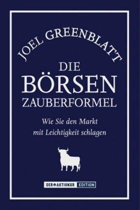 Greenblatt | Die Börsen Zauberformel | Buch | sack.de