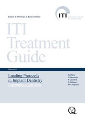 Wismeijer / Buser / Belser | Loading Protocols in Implant Dentistry | Buch | sack.de