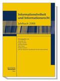 Dix / Franßen / Klöpfer |  Jahrbuch Informationsfreiheit und Informationsrecht 2008 | Buch |  Sack Fachmedien