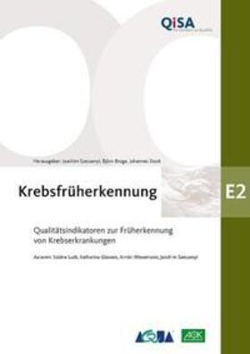 Szecsenyi / Broge / Stock | Band E2: Krebsfrüherkennung | Buch | sack.de
