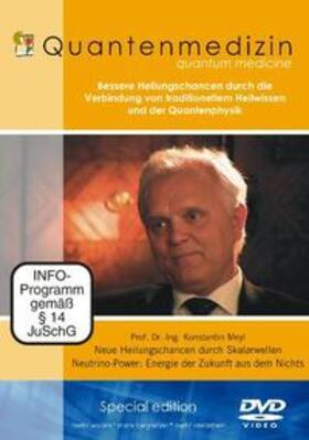 Meyl, K: Prof. Dr.- Ing. Konstantin Meyl: Neue Heilungschanc | Sonstiges | sack.de