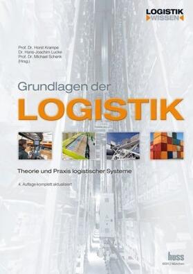 Krampe / Lucke / Schenk   Grundlagen der Logistik   Buch   sack.de