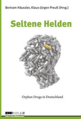 Preuß / Häussler | Seltene Helden | Buch | sack.de