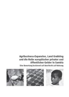 Herre | Agribusiness Expansion, Land Grabbing und die Rolle europäischer privater und öffentlicher Gelder in Sambia | Buch | sack.de
