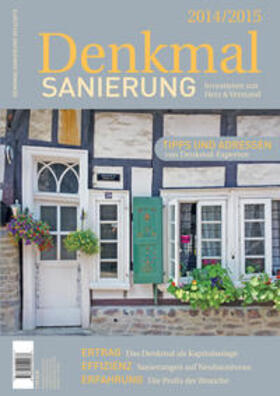 Laible | Denkmalsanierung 2014/2015 | Buch | sack.de