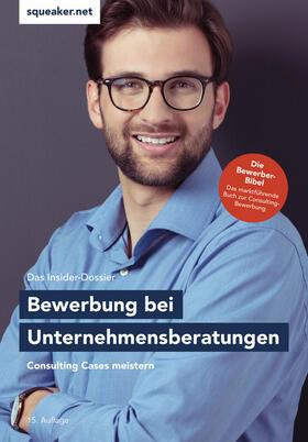 Menden | Das Insider-Dossier: Bewerbung bei Unternehmensberatungen | Buch | Sack Fachmedien