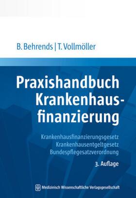 Behrends / Vollmöller   Praxishandbuch Krankenhausfinanzierung   Buch   sack.de
