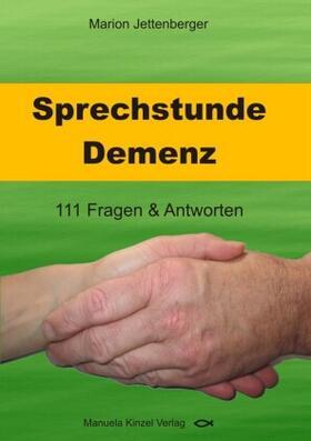 Jettenberger | Sprechstunde Demenz | Buch | sack.de