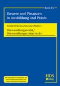 Preißer / Erdmann / Giersdorf |  Umwandlungsrecht/Umwandlungssteuerrecht | Buch |  Sack Fachmedien