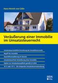 von Cölln    Veräußerung einer Immobilie im Umsatzsteuerrecht   Buch    Sack Fachmedien