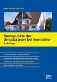 von Cölln    Brennpunkte der Umsatzsteuer bei Immobilien   Buch    Sack Fachmedien
