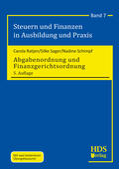 Ratjen / Sager / Schimpf    Abgabenordnung und Finanzgerichtsordnung   Buch    Sack Fachmedien