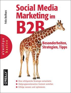 Beilharz | Social Media Marketing im B2B | Buch | sack.de