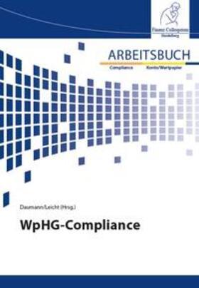 Daumann / Leicht | Arbeitsbuch WpHG-Compliance | Buch | sack.de