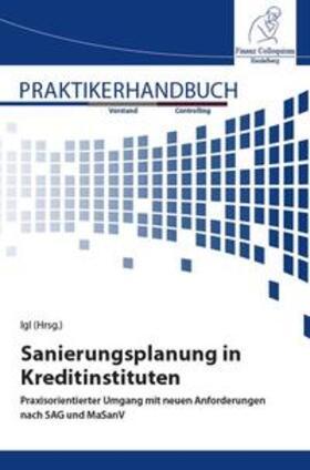 Igl   Sanierungsplanung in Kreditinstituten   Buch   sack.de