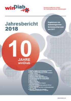 Jahresbericht 2018 - 10 Jahre winDiab   Buch   sack.de