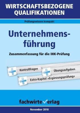Fresow | Wirtschaftsbezogene Qualifikationen: Unternehmensführung | Buch | sack.de