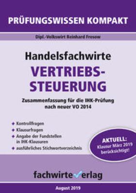Fresow | Handelsfachwirte: Vertriebssteuerung | Buch | sack.de