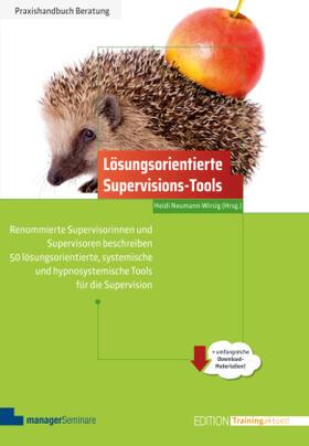 Neumann-Wirsig | Lösungsorientierte Supervisions-Tools | Buch | sack.de