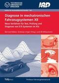 Bäker / Unger    Diagnose in mechatronischen Fahrzeugsystemen XII   Buch    Sack Fachmedien