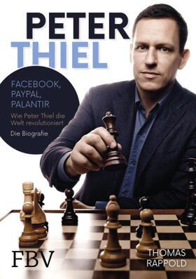 Rappold | Peter Thiel | Buch | sack.de