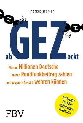 Mähler | AbGEZockt | Buch | sack.de