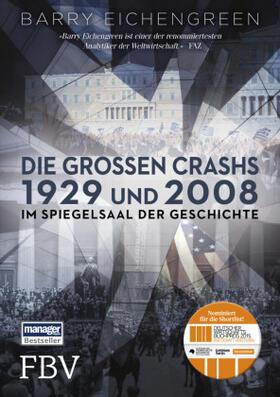 Eichengreen   Die großen Crashs 1929 und 2008   Buch   sack.de