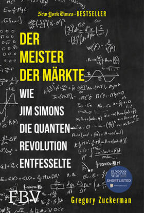 Zuckerman | Der Meister der Märkte | Buch | sack.de