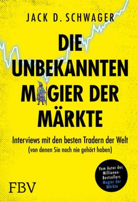 Schwager   Die unbekannten Magier der Märkte   Buch   sack.de