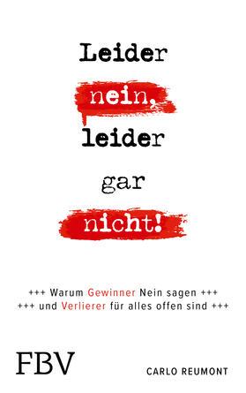 Reumont   Leider nein, leider gar nicht   Buch   sack.de