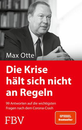 Otte   Die Krise hält sich nicht an Regeln   Buch   sack.de
