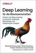 Ramsundar / Eastman / Walters |  Deep Learning für die Biowissenschaften | Buch |  Sack Fachmedien