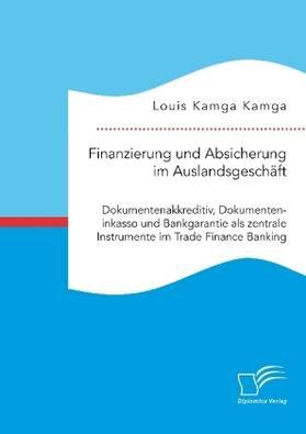 Finanzierung und Absicherung im Auslandsgeschäft   Buch   sack.de