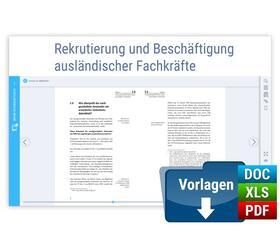 Rekrutierung und Beschäftigung ausländischer Fachkräfte | Datenbank | sack.de