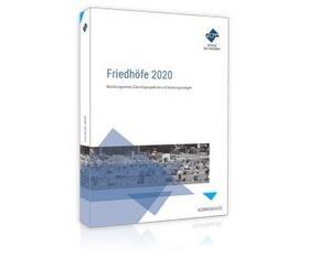 Friedhöfe 2020 | Buch | sack.de