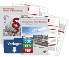 Formular-Paket für Bauleiter   Buch   sack.de