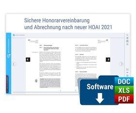 Sichere Honorarvereinbarung und Abrechnung nach neuer HOAI 2021   Datenbank   sack.de