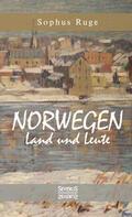 Ruge    Norwegen. Land und Leute   Buch    Sack Fachmedien