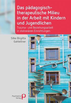 Gahleitner | Das pädagogisch-therapeutische Milieu in der Arbeit mit Kindern und Jugendlichen | Buch | sack.de