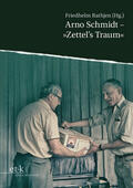 "Rathjen |  Arno Schmidt - ""Zettel's Traum"" | Buch |  Sack Fachmedien"