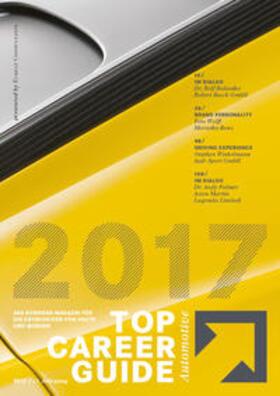 Top Career Guide Automotive 2017 | Buch | sack.de