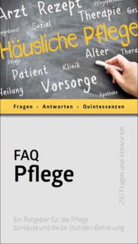 Kienreich / Mag. Kloiber | FAQ Pflege | Buch | sack.de