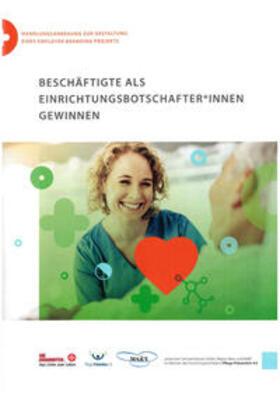 Fuchs-Frohnhofen / Hammann / Calicchio   Beschäftigte als Einrichtungsbotschafter*innen gewinnen   Buch   sack.de