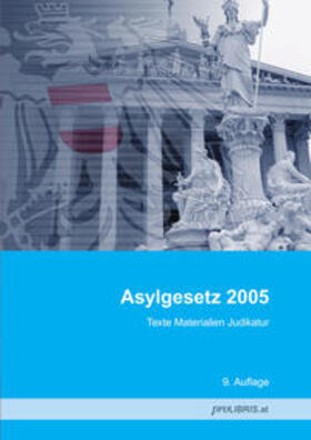 proLIBRIS VerlagsgesmbH   Asylgesetz 2005   Buch   sack.de