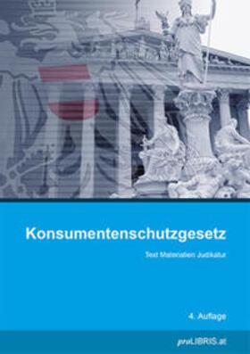proLIBRIS VerlagsgesmbH   Konsumentenschutzgesetz   Buch   sack.de