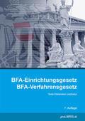 proLIBRIS VerlagsgesmbH |  BFA-Einrichtungsgesetz / BFA-Verfahrensgesetz | Buch |  Sack Fachmedien